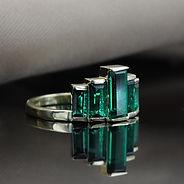 Emerald various baguette ring (3).jpg