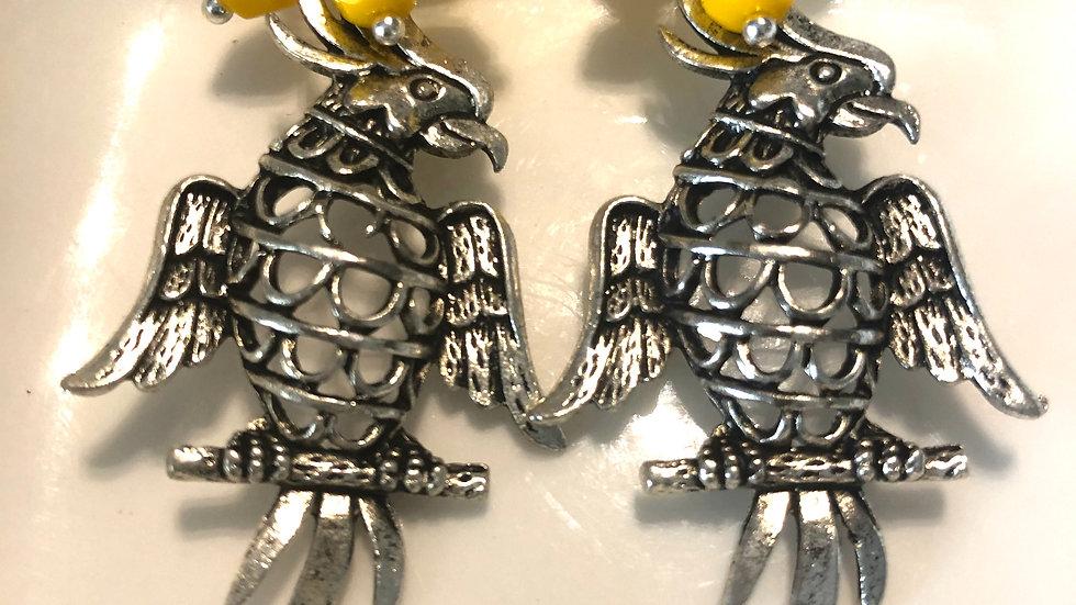 Cockatoo Fun Earrings
