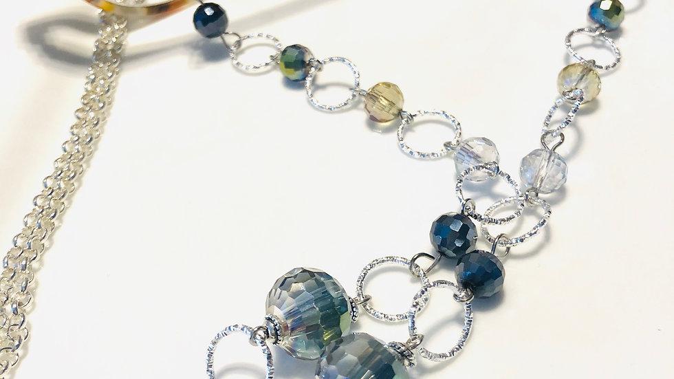 Crystal Eyeglass chain