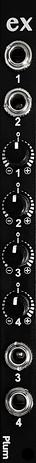 ex2 - Apex / 1uT_u 4ROBOT CV Expander