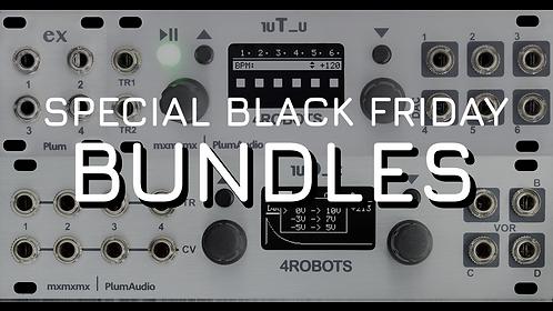 4ROBOTS - Black Friday Special 1U Bundles