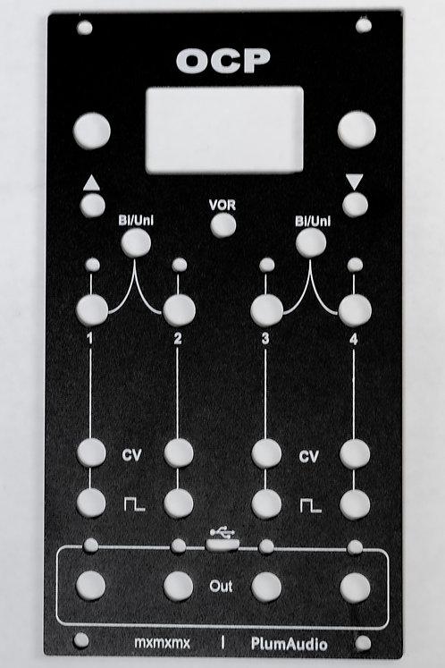 OCP - Aluminum Panel