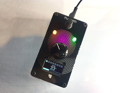 Plum MIDI - Advanced USB MIDI Controller