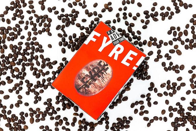 FyreCoffee Packaging Design