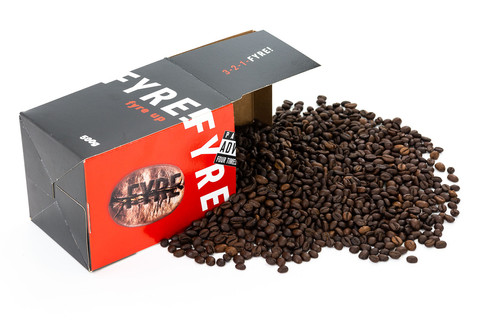 FYRE! superstrong coffee