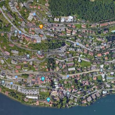 Svizzera - Lugano - abitazione singola