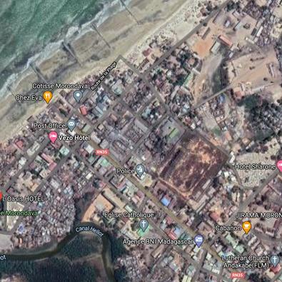 Madagascar - struttura alberghiera
