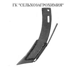 Нож внесение аммиака (NH3)