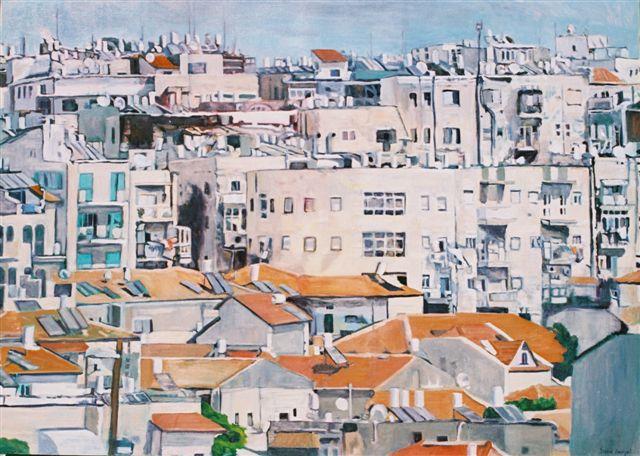 Big Cityscape, 2009