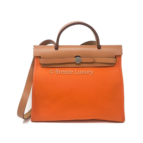 Hermes Herbag Zip 31 PM Handbag