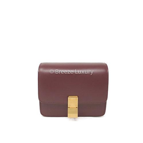 Celine Small Classic Bag in Box Calfskin