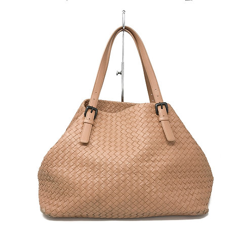 Bottega Veneta Double Strap A Shape Tote Bag