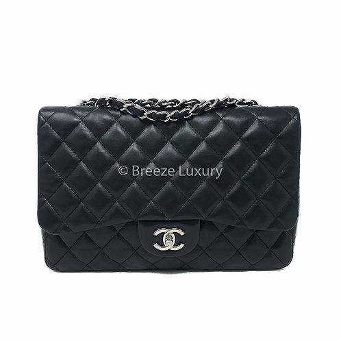 Chanel Quilted Single Flap Jumbo Lambskin Bag
