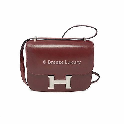 Hermes Box Constance 18 Mini Bag