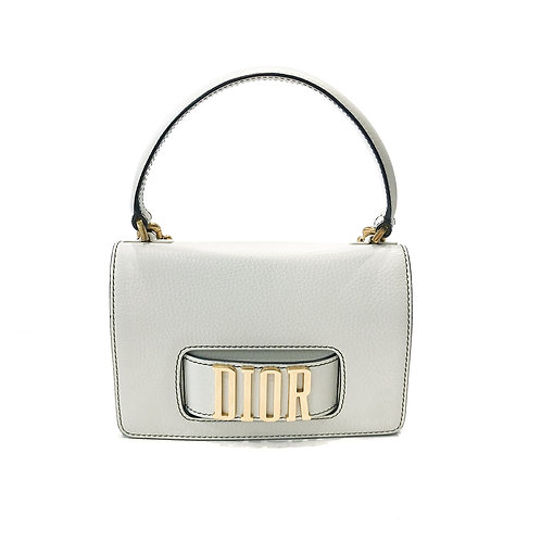 Christian Dior Top Handle Medium Flap Bag