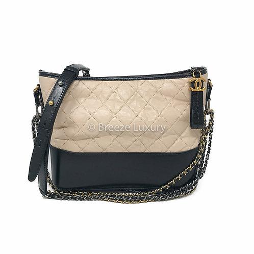 Chanel's Gabrielle Aged Calfskin Hobo Bag