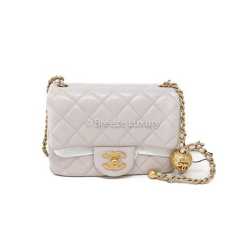 Chanel Mini Square Pearl Crush