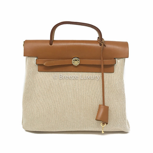 Hermes Herbag PM 2-in-1 In Natural