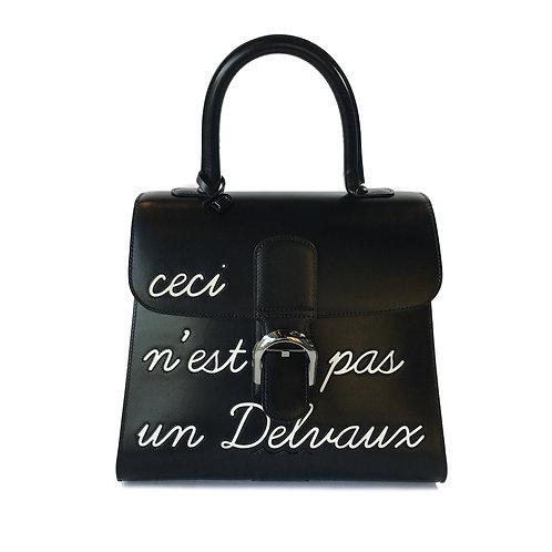 Delvaux L'Humour Brillant MM Bag