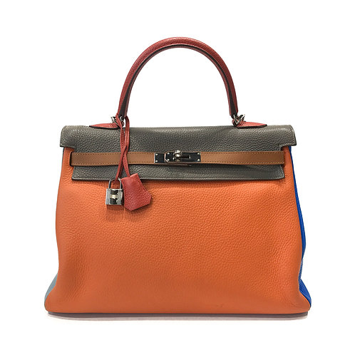 Hermes Clemence Kelly 35 - Stamp P