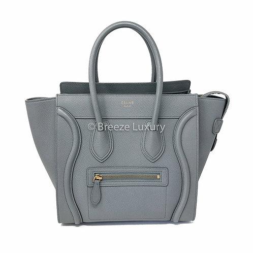 Celine Grey Micro Luggage