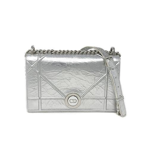 Christian Dior Diorama Clasp Flap Bag