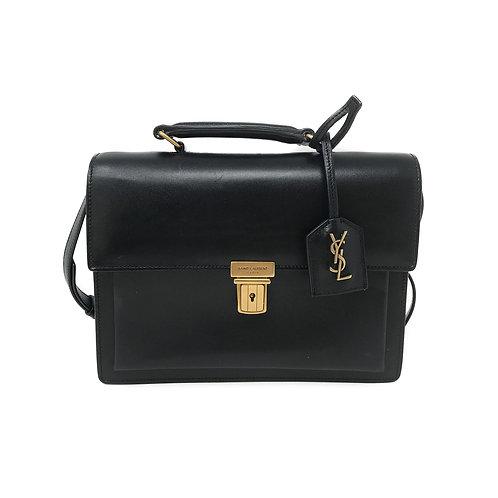 Saint Laurent medium high school satchel