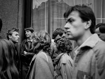 Prague, September 1986 / Πράγα,Σεπτέμβριος 1986