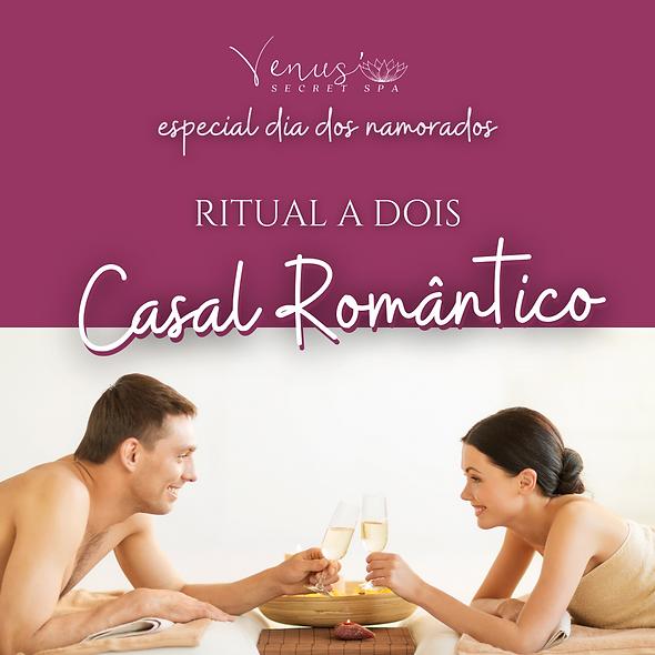 RITUAL A DOIS - CASAL ROMÂNTICO