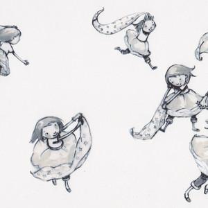Posey Dancing