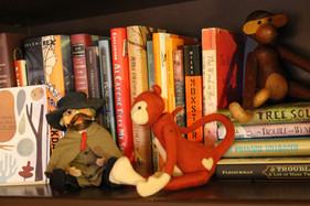Book Shelf Friends