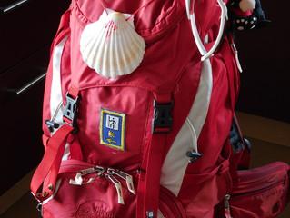Rucksack packen - der Weg ruft