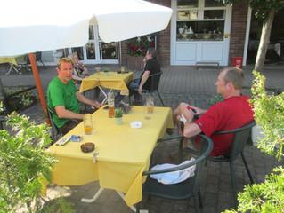 Sonne satt und viele offene Biergärten