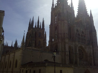 Burgos - grandiose Stadt