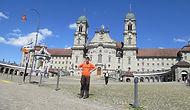 Die ersten Schritte in der Schweiz