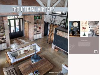 Industrial Vintage Interiors