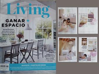 Revista Living abril ´16