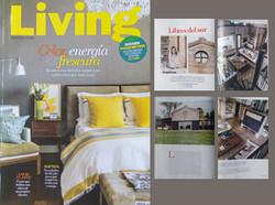 Revista Living Febrero ´15