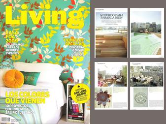 Revista Living Noviembre ´09