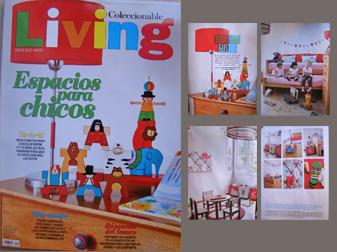 Revista Living Marzo ´14