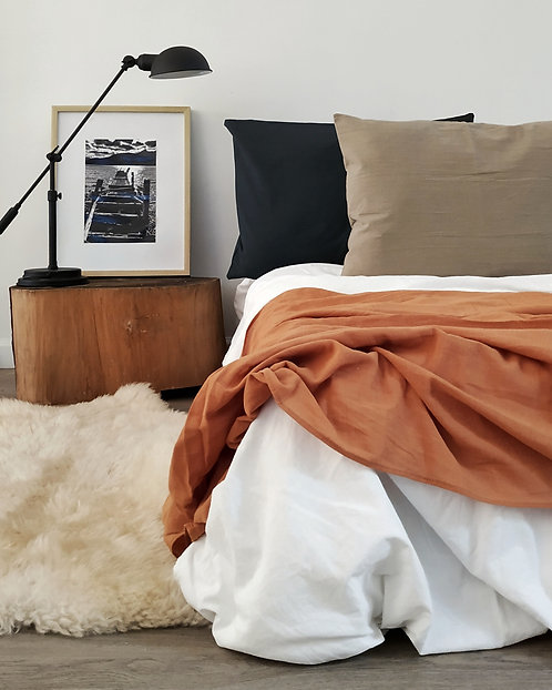 Gasa pie de cama