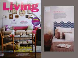 Revista Living Marzo ´12