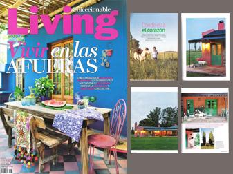 Revista Living Enero ´12