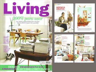 Revista Living abril ´11