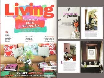 Revista Living Octubre ´10