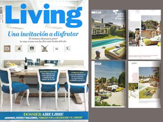 Revista Living Octubre ´11