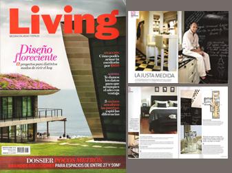 Revista Living Febrero ´11