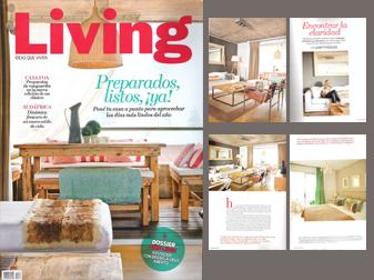 Revista Living Octubre ´12