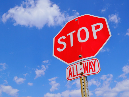 STOP…Let's show some leadership