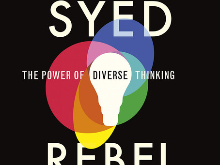 Rebel Ideas: The Power of Diverse Thinking by Matthew Syed